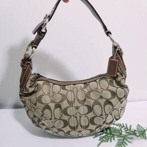 Coach C signature Handbag